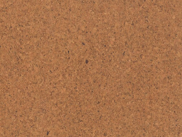 Korkboden TRECOR® CLASSIC Klebekork PORTO Stärke: 4 mm, Oberfläche: ROH - Farbe: Orange