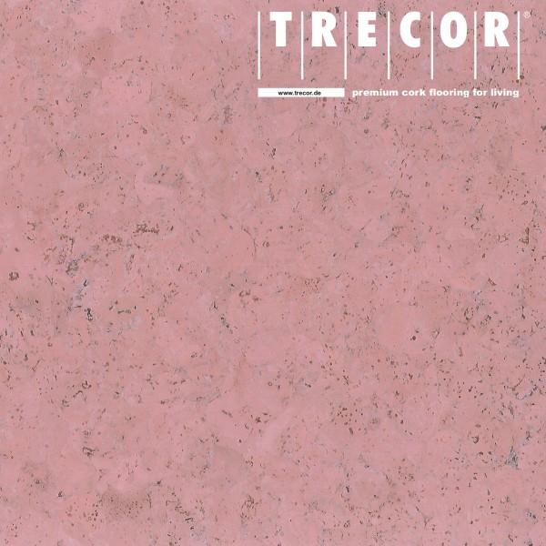 """TRECOR® Korkboden mit Klicksystem """"EVORA"""" Korkfertigparkett - 10,5 mm Stark - Farbe: Hellrosa"""