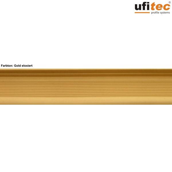 ufitec® Abschlußprofil - TPL Profi smart - für Belagshöhen von 5-9 mm