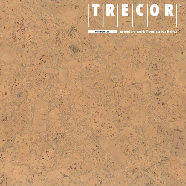 """Korkboden TRECOR® CLASSIC """"Klebekork """"FORTI"""" Stärke: 4 mm, Oberfläche: ROH - Farbe: Hellgelb"""