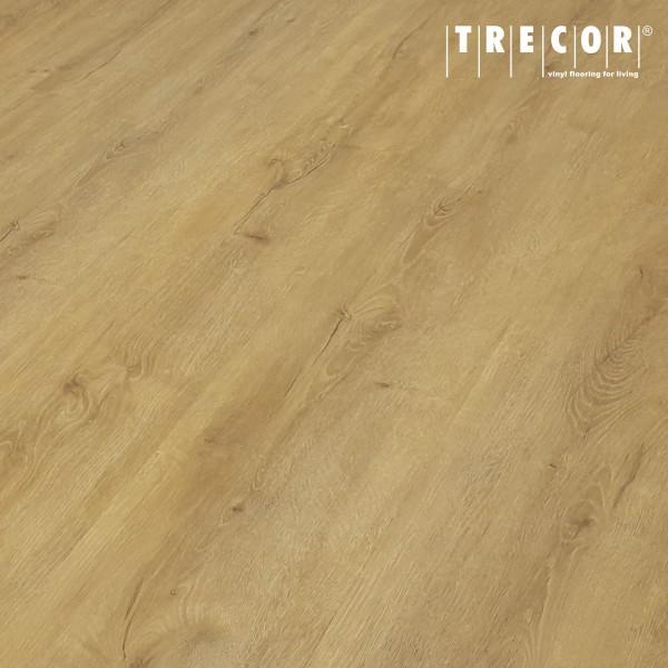 TRECOR® Klick Vinylboden RIGID 6.5 massiv - Eiche Premium Natur Landhausdiele XXL