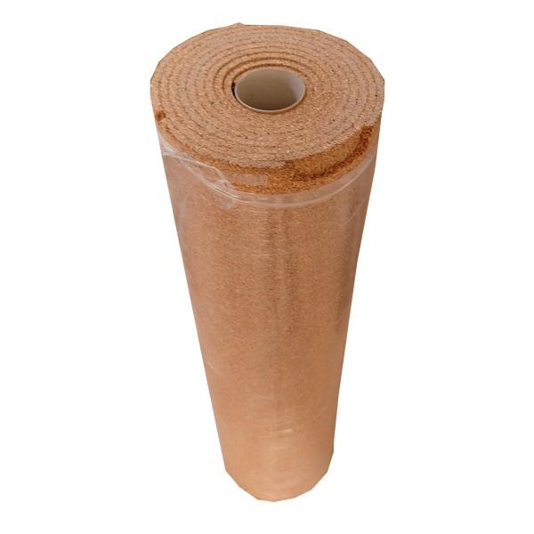 Rollenkork Kork Trittschalldämung Stärke: 10 mm, 4 qm Rolle - Rolle leicht beschädigt
