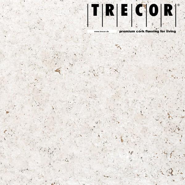 """TRECOR® Korkboden mit Klicksystem """"Lisboa"""" 10 mm Stark - Farbe: Weiß"""