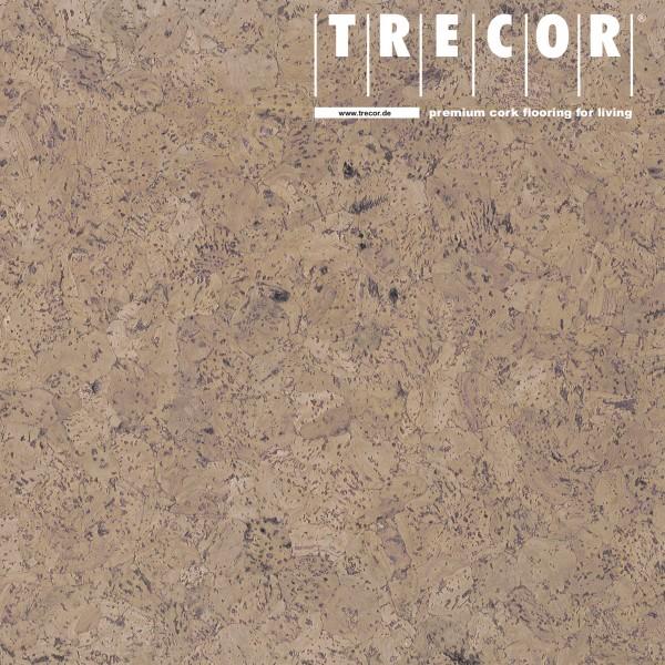 """TRECOR® Korkboden mit Klicksystem """"EVORA"""" Korkfertigparkett - 10,5 mm Stark - Farbe: Hellgrau"""