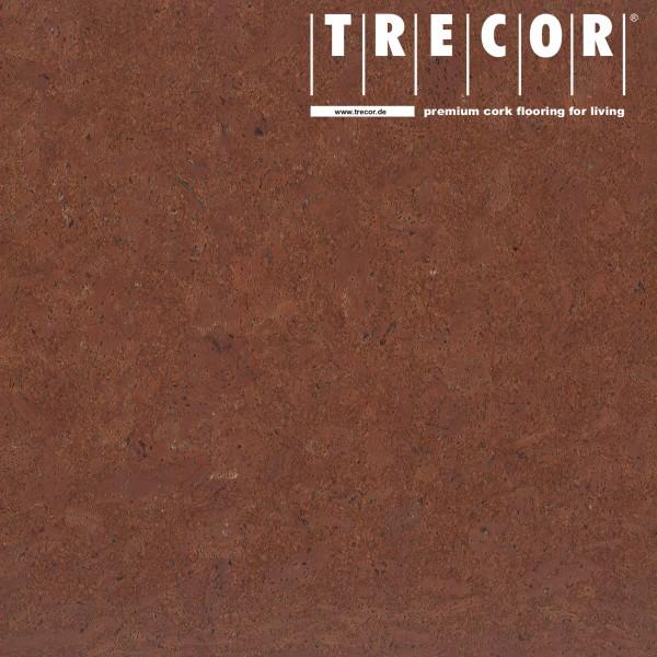 TRECOR® Korkboden mit Klicksystem MAFRA Korkfertigparkett - 10 mm Stark - Farbe: Mahagonibraun