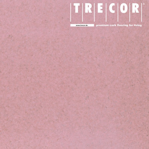 """TRECOR® Korkboden mit Klicksystem """"PORTO"""" Korkfertigparkett - 10,5 mm Stark - Farbe: Hellrosa"""