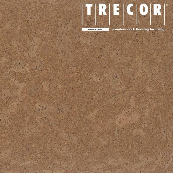 """TRECOR® Korkboden mit Klicksystem """"Lisboa"""" 10 mm Stark - Farbe: Braun"""