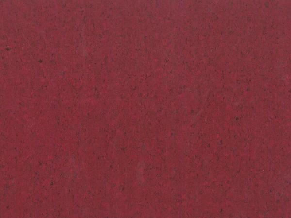TRECOR® Korkboden mit Klicksystem PORTO Korkfertigparkett - 10,5 mm Stark - Farbe: Purpurrot