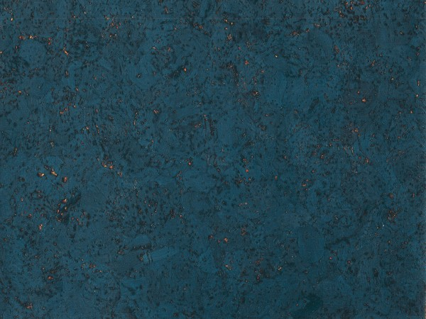 TRECOR® Korkboden mit Klicksystem EVORA Korkfertigparkett - 10,5 mm Stark - Farbe: Violettblau
