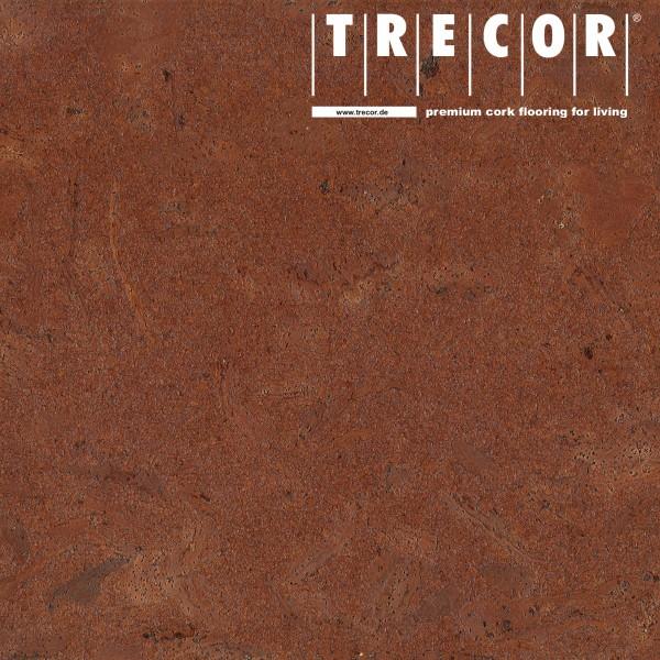 TRECOR® Korkboden mit Klicksystem MAFRA Korkfertigparkett - 10 mm Stark - Farbe: Rotbraun