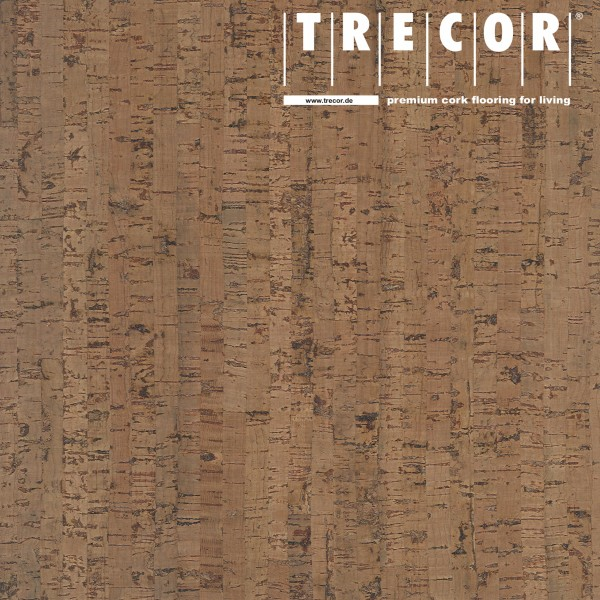 "Korkboden TRECOR® CLASSIC ""Klebekork ""MAZARA"" Stärke: 4 mm, Oberfläche: ROH - Farbe: Hellgrau"