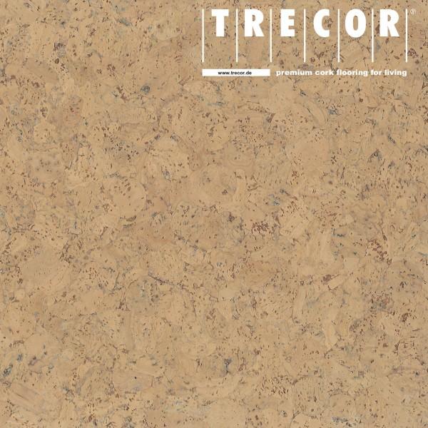 """TRECOR® Korkboden mit Klicksystem """"EVORA"""" Korkfertigparkett - 10,5 mm Stark - Farbe: Zitronengelb"""
