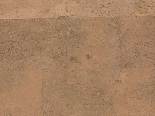 Korkboden TRECOR® CLASSIC Klebekork MERIDA Stärke: 4 mm, Oberfläche: ROH - Farbe: Natur