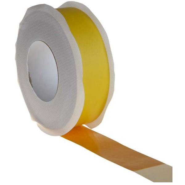 uficell DS Dampfsperrkebeband Gelb 60 mm breit, 40 lfm/Rolle