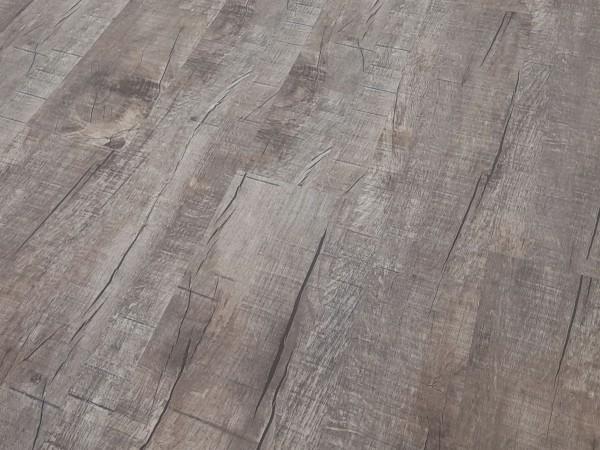TRECOR® Klick Vinylboden RIGID 6.5 - Eiche Old Rustik Dark Landhausdiele