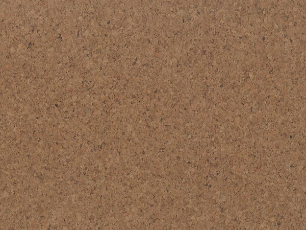 Korkboden TRECOR® CLASSIC Klebekork PORTO Stärke: 4 mm, Oberfläche: ROH - Farbe: Hellgrau