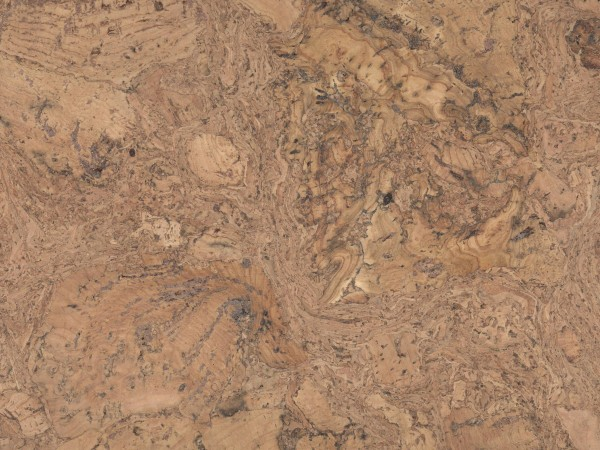 Korkboden TRECOR® CLASSIC Klebekork VARESE Stärke: 4 mm, Oberfläche: ROH - Farbe: Opal