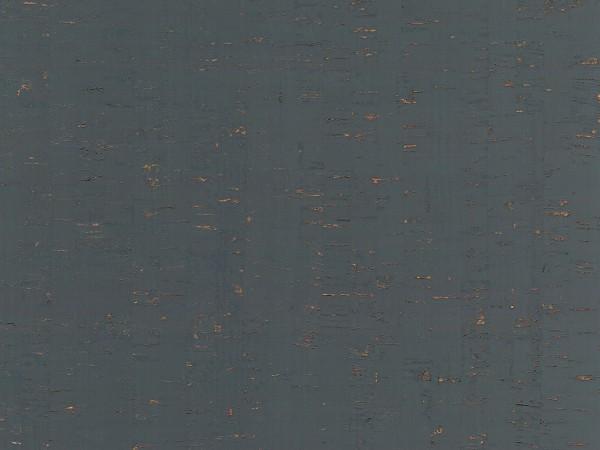 TRECOR® Korkboden mit Klicksystem MAZARA Korkfertigparkett - 10,5 mm Stark - Farbe: Schiefergrau