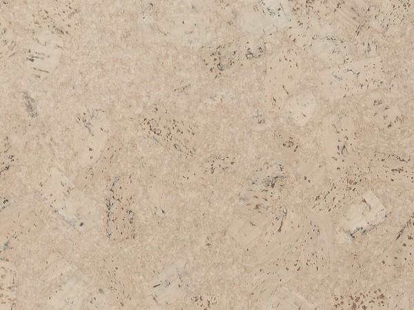 TRECOR® Korkboden mit Klicksystem FORTI Korkfertigparkett - 10,5 mm Stark - Farbe: Perlweiß