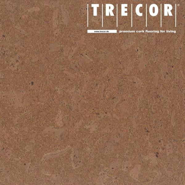 """TRECOR® Korkboden mit Klicksystem """"Lisboa"""" 10 mm Stark - Farbe: Braunrot"""