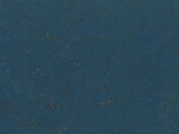 TRECOR® Korkboden mit Klicksystem FORTI Korkfertigparkett - 10,5 mm Stark - Farbe: Violettblau