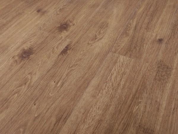 TRECOR® Klick Vinylboden RIGID 4.2 - Trend Oak brown - 4,2 mm Stark, Nutzschicht: 0,3 mm