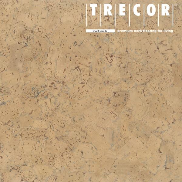 """TRECOR® Korkboden mit Klicksystem """"FORTI"""" Korkfertigparkett - 10,5 mm Stark - Farbe: Zitronengelb"""