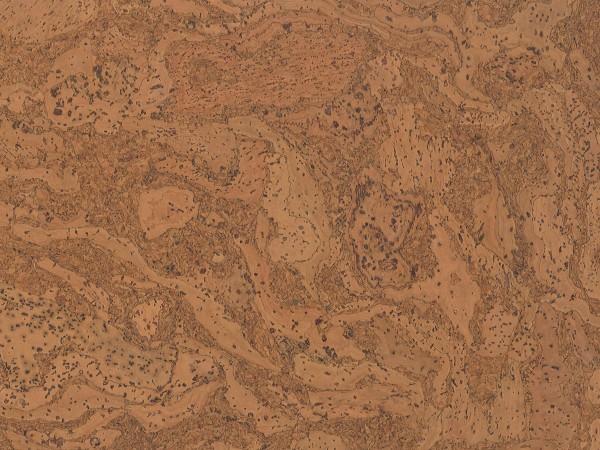 TRECOR® Korkboden mit Klicksystem STILO Korkfertigparkett - 10 mm Stark - Farbe: Orange