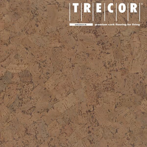 """TRECOR® Korkboden mit Klicksystem """"FORTI"""" Korkfertigparkett - 10,5 mm Stark - Farbe: Hellgrau"""