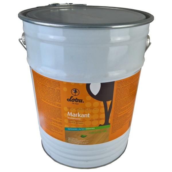 LOBASOL® Markant Hartwachsöl für Kork und Parkettböden