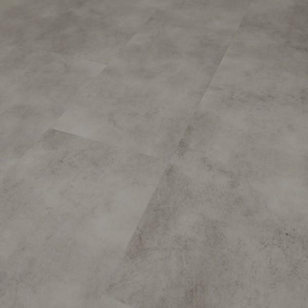 TRECOR Klick Vinylboden RIGID 55 massiv - Fliesendekor Narona mit V-Fuge - 5 mm Stark