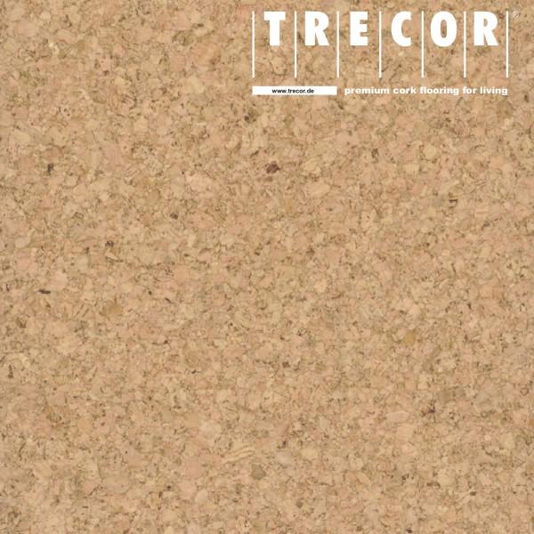 "Korkboden TRECOR® CLASSIC ""Klebekork ""PORTO"" Stärke: 4 mm, Oberfläche: ROH - Farbe: Opal"