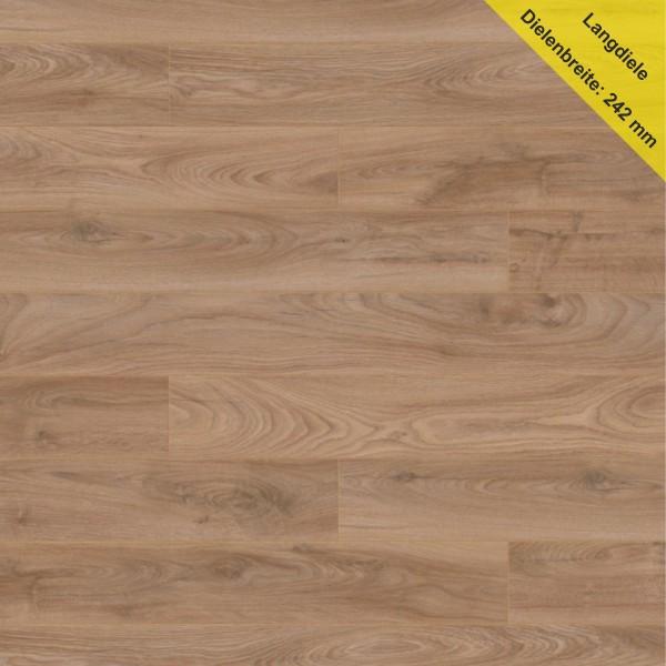 Laminatboden kronoOriginal - Vintage Long - Historic Oak, Langdiele mit V-Fuge Nr. 5947