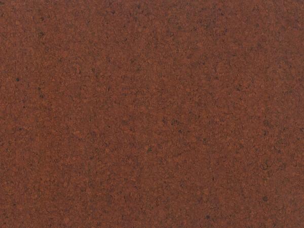 TRECOR® Korkboden mit Klicksystem PORTO Korkfertigparkett - 10,5 mm Stark - Farbe: Mahagonibraun