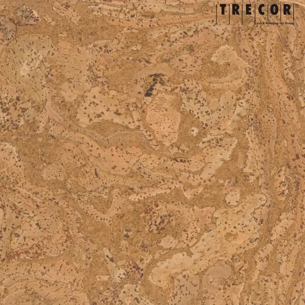 """TRECOR® Korkboden mit Klicksystem """"STILO"""" Korkfertigparkett - 10 mm Stark - Farbe: Natur"""