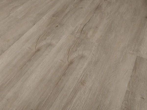 TRECOR Klick Vinylboden RIGID 3.2 - Landhausdiele - Eiche Rustique Grau - 3,2 mm Stark