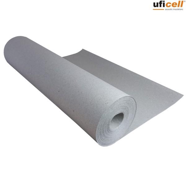 uficell® Filzpappe | Dämm- und Rohfilzpape Trittschalldämmung