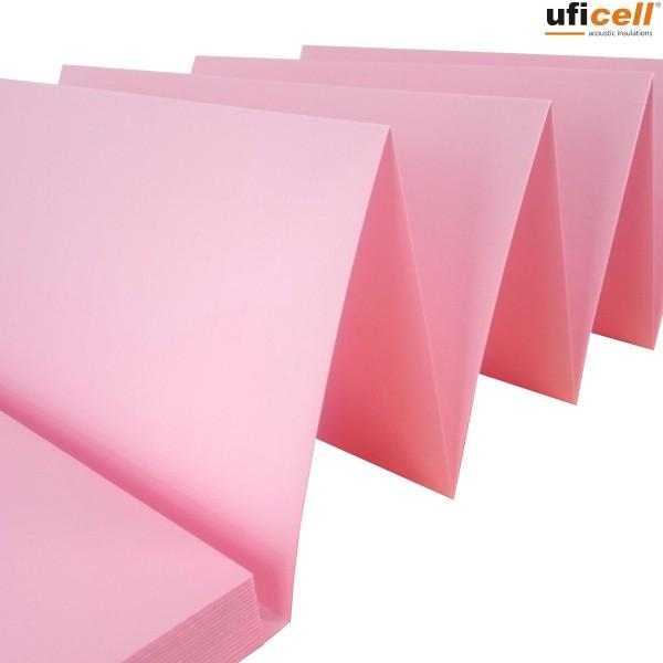 uficell® XPS QUICK PLUS Trittschalldämmung für Fußbodenheizung, Stärke: 1,8 mm, 12,6 m²
