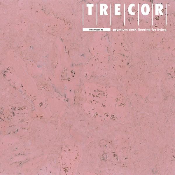 "Korkboden TRECOR® CLASSIC ""Klebekork ""VARESE"" Stärke: 4 mm, Oberfläche: ROH - Farbe: Hellrosa"