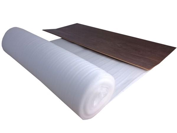 uficell® ULTRA PE-Schaum Trittschalldämmung - Laminat- und Parkettunterlage, 2 mm