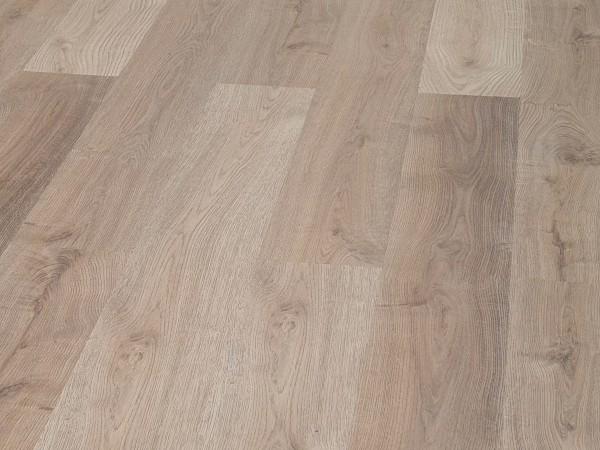 TRECOR® Klick Vinylboden HDF 9.0 - Eiche Coimbra Basic LHD - 9 mm Stark mit 0,3 mm Nutzschicht