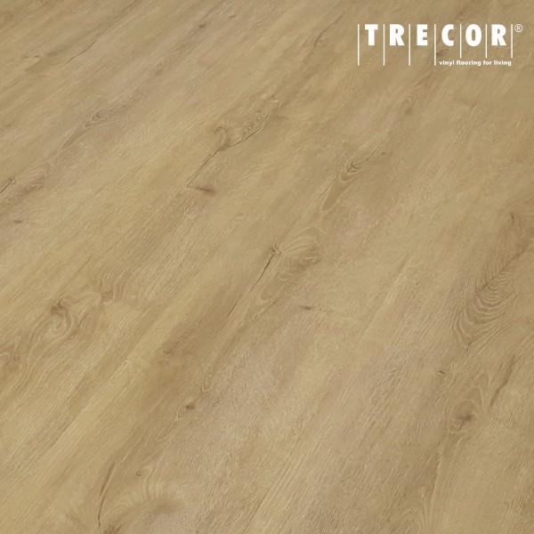 TRECOR® Klick Vinylboden RIGID 6.5 massiv - Eiche Premium Hell Landhausdiele XXL