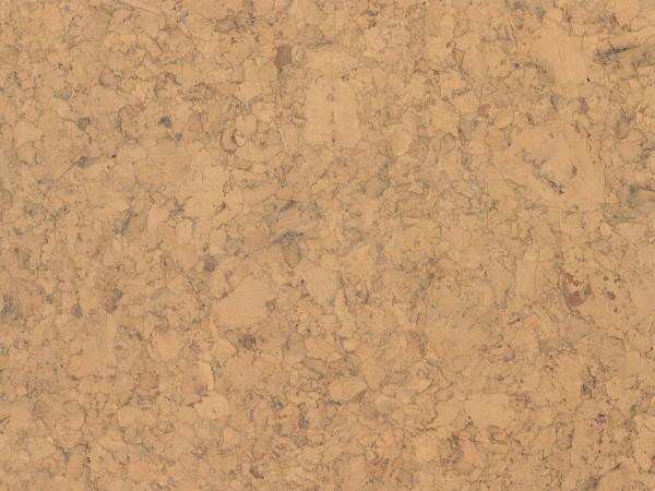TRECOR® Korkboden mit Klicksystem EVORA Korkfertigparkett - 10,5 mm Stark - Farbe: Hellgelb