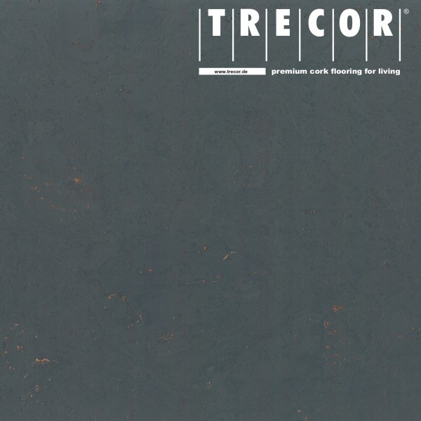 "Korkboden TRECOR® CLASSIC ""Klebekork ""VARESE"" Stärke: 4 mm, Oberfläche: ROH - Farbe: Schiefergrau"