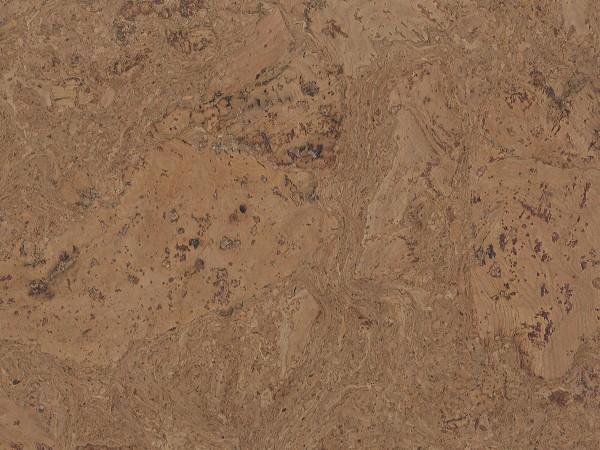Korkboden TRECOR® CLASSIC Klebekork VARESE Stärke: 4 mm, Oberfläche: ROH - Farbe: Hellgrau