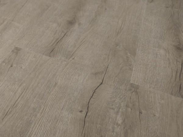 TRECOR Klick Vinylboden RIGID 3.2 - Prestige Eiche grau Landhausdiele - 3,2 mm Stark