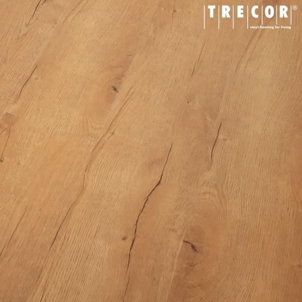 "TRECOR® Vinylboden massiv zum Kleben - Holzdekor - ""Prestige Eiche Natur"" Landhausdiele - 2,5 mm"