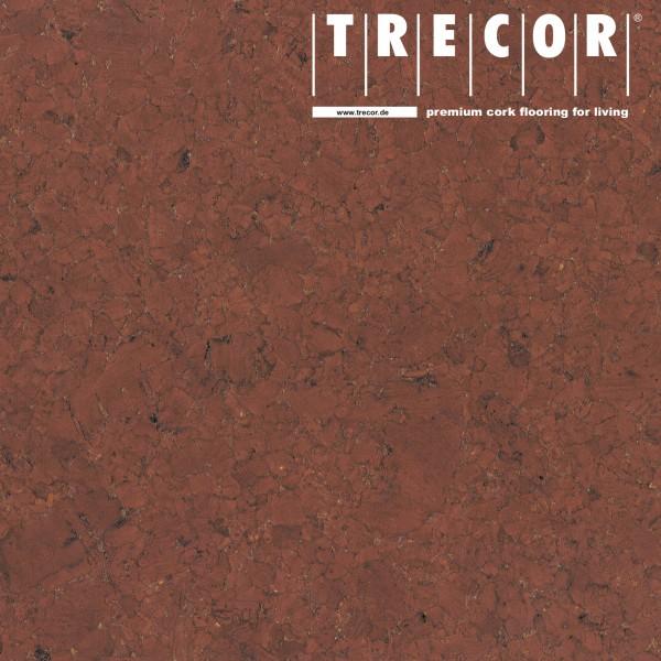 """TRECOR® Korkboden mit Klicksystem """"EVORA"""" Korkfertigparkett - 10,5 mm Stark - Farbe: Mahagonibraun"""