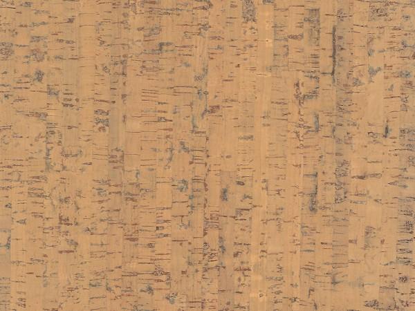 Korkboden TRECOR® CLASSIC Klebekork MAZARA Stärke: 4 mm, Oberfläche: ROH - Farbe: Hellgelb