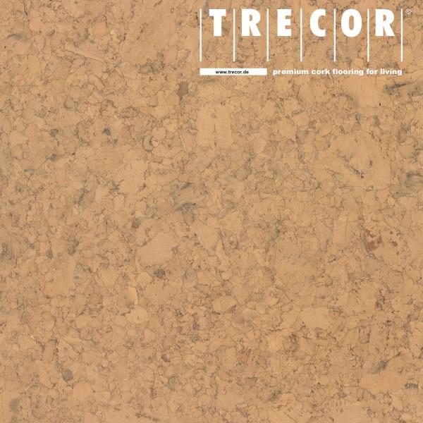 """TRECOR® Korkboden mit Klicksystem """"EVORA"""" Korkfertigparkett - 10,5 mm Stark - Farbe: Hellgelb"""